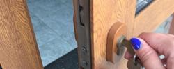 Whetstone locks change