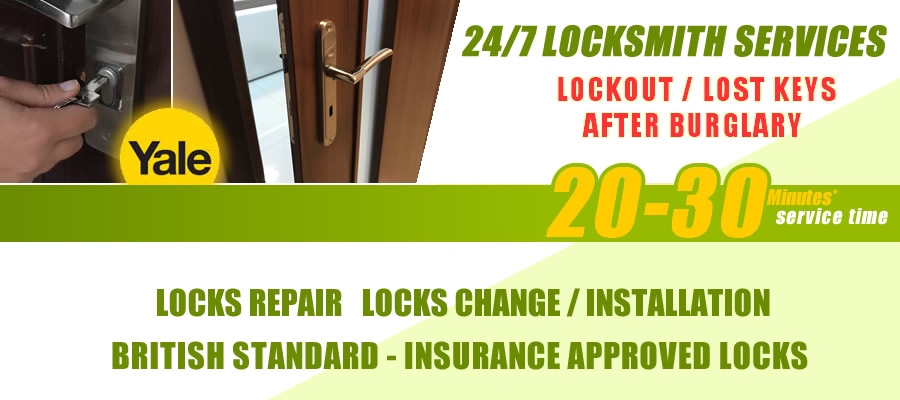 North Finchley locksmith services